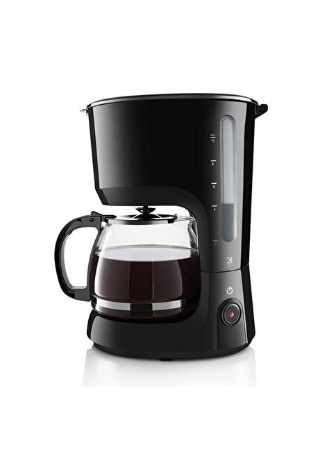 Arzum Brewtime Filtre Kahve Makinesi Siyah